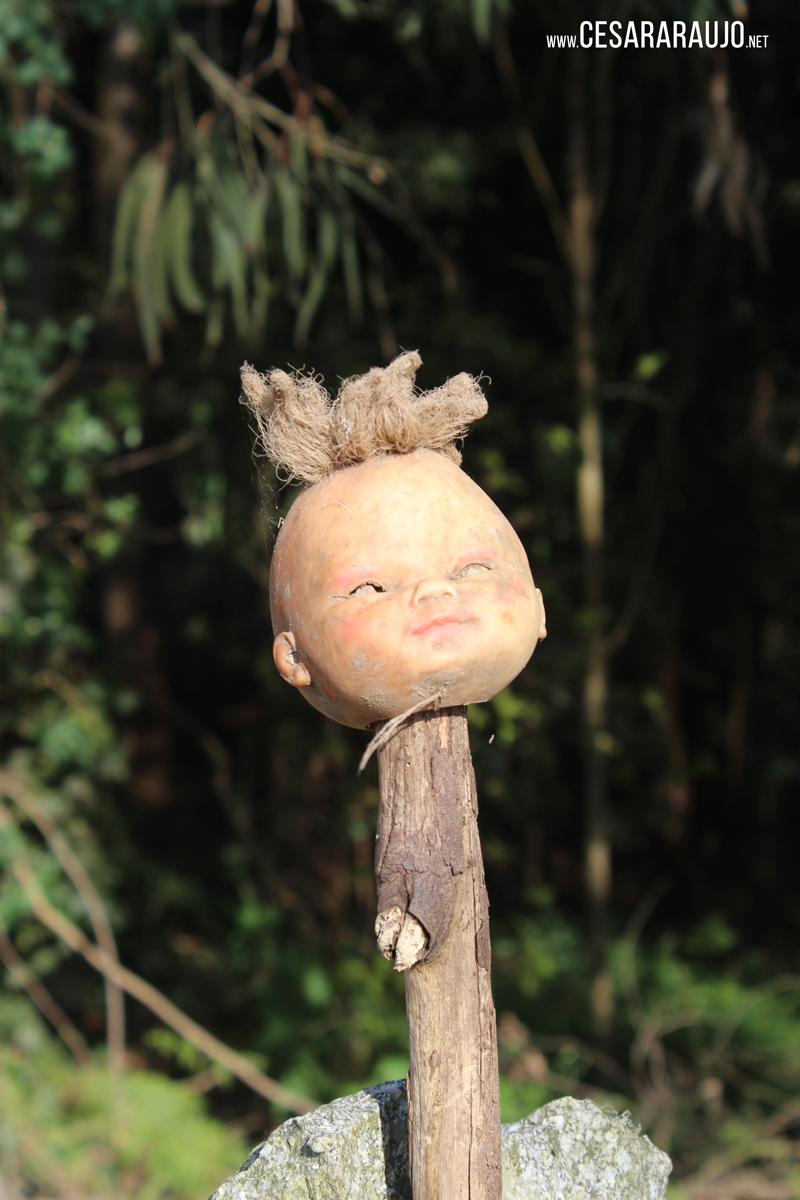 Dool lost in woods